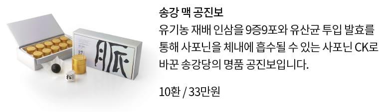 송강 맥공진보